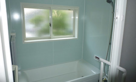 リアリゼの標準仕様で使われるタカラスタンダードの浴室の画像