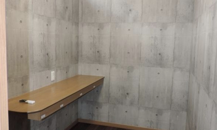 注文住宅の家事室の画像