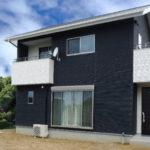 袋井市の注文住宅|シンプルデザインと高台からの眺望や家事動線を考慮した間取りが特徴