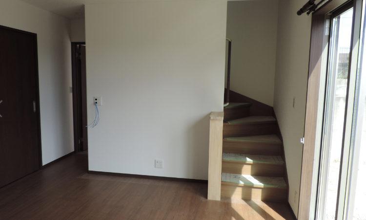 リビング階段の画像