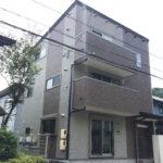 静岡市葵区の3階建て注文住宅|高度地区3種で高さ制限をクリアした事例